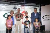 SİNEMA OYUNCUSU - Ereğli'de Açık Hava Sinema Günleri Sona Erdi