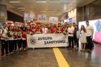 İSTANBUL AYDIN ÜNİVERSİTESİ - İstanbul Aydın Üniversitesi Karatede Avrupa Şampiyonu!