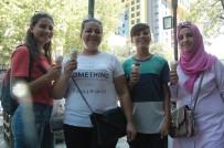 BEĞENDIK - Kahramanmaraş'ta Esnafın Yüzü Güldü