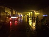 KÖPRÜLÜ - Kocaeli'deki Tüneller Özel Ekiple Temizleniyor