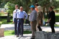 ERKILET - Kocasinan'da Park Yapımı Rekora Koşuyor