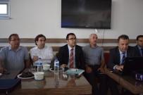 EFES - Levent Vadisi İçin İstişare Toplantısı Yapıldı