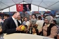 ABDULLAH ÖZER - Mamak Belediyesi, Ankara Festivali'nde Projelerini Görücüye Çıkardı
