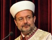MEHMET GÖRMEZ - Diyanet İşleri Başkanı Mehmet Görmez emekli oldu