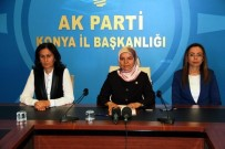 ARAŞTIRMA KOMİSYONU - Milletvekili Hüsnüye Erdoğan Gündemi Değerlendirdi