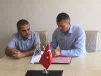 ÜSTÜN ZEKALI - Milli Eğitim Müdürü Kızılkaya Projelerin Sözleşmesini İmzaladı