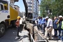 TRAFİK SORUNU - Muş Belediyesi'nin Dev Projesi Aralıksız Devam Ediyor