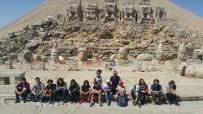NEMRUT - Öğrenciler Nemrut Sanat Kampına Katıldı