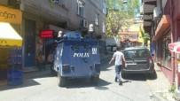 ÖZEL HAREKAT POLİSLERİ - Okmeydanı'nda Helikopter Destekli, Terör Operasyonu