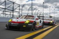 MOTOR SPORLARI - Porsche Formula E'ye Hazırlanıyor