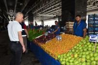GÜVENLİ GIDA - Pursaklar'da Semt Pazarları Denetim Altında