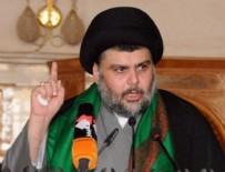 VELİAHT PRENS - Sadr hareketi lideri Sadr, Suudi Arabistan'da