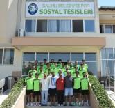 MURAT KAHRAMAN - Salihli Belediyespor Sezon Hazırlıklarına Başladı