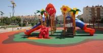 KELEBEKLER VADİSİ - Selçuklu'da Çocuk Oyun Grupları Revize Ediliyor