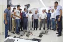 ESNAF VE SANATKARLAR ODASı - Şemdinli'de 'Mesleğimi Seçtim, İstihdama Geçtim' Projesi