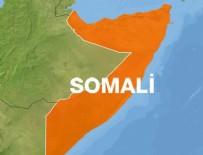 SOMALI - Somali'da askeri konvoya saldırı