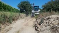 KORKULUK - Tarım Arazileri Su Taşkınlarından Korunuyor