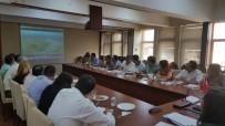 LÜTFI ELVAN - Tarsus Tarımsal Ürün İşleme İhtisas Organize Sanayi Bölge Kuruluyor