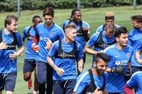 UĞUR DEMİROK - Trabzonspor 29 Günlük Kampın Ardından Döndü