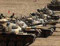 ASKERİ GÜÇ - 'Türk ordusu Ayn el-Arab'a girdi'
