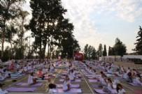 FİLM GÖSTERİMİ - Uluslar Arası Yoga ve Dans Festivali Pamukkale'de gerçekleşecek
