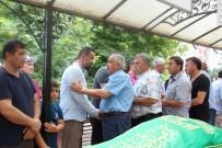 ÜMİT HÜSEYİN GÜNEY - Ünye'de Boğulan İki Kişi Toprağa Verildi