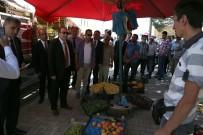 Vali Ali Hamza Pehlivan, Şehit Muammer Gür'ün Ailesini Ziyaret Etti