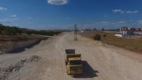YEŞILPıNAR - Yamaçtepe'de İmarlı Yol Genişletme Çalışmalarına Başlandı