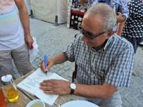 ATAOL BEHRAMOĞLU - Yazarlarla Okuyucular Alaçatı'da Buluştu