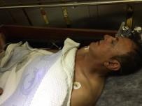 HÜSEYIN YıLDıZ - Adalet Yürüyüşünden Hastaneye Kaldırılan Milletvekili Yıldız, Servise Alındı