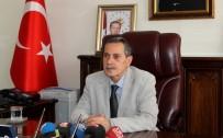 ADIYAMAN VALİLİĞİ - Adıyaman Valisi Nurullah Naci Kalkancı Göreve Başladı