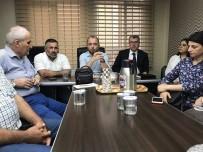 İL BAŞKANLARI - AK Parti Bilecik İl Ve Merkez İlçe Yönetim Kurulu Üyeleri Haftalık İstişare Toplantısında Buluştu