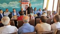 VATANA İHANET - AK Partili Ataş Açıklaması Vatana İhanet Edenler İçin Yürüyüş Yapıyorlar