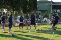 UĞUR AYDEMİR - Akhisar Belediyespor, Yeni Sezon Hazırlıklarını Sürdürüyor