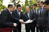 İHSAN DOĞRAMACI - Ankara Büyükşehir dev proje için ilk kazmayı haftaya vuruyor