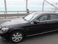 YAVUZ SULTAN SELİM - Başbakan Yıldırım, açtığı yoldan makam aracıyla geçti