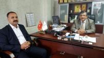 MUSTAFA KESER - Başkan Adayı Keser'den, Başkan Birliktir'e Ziyaret