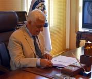 OSMAN GÜRÜN - Başkan Gürün'ü Duygulandıran Mektuplar
