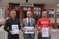YALAN BEYAN - Bolu'da, Ahmet Türk Hakkında Suç Duyurusunda Bulunuldu