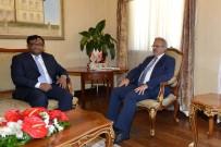 BANGLADEŞ - Büyükelçi Allama Sıddıkı'dan Valilik Ziyareti