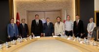 AHMET ARİF - Büyükşehir Belediyesi İle TÜBİTAK Arasında Protokol
