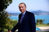 İSTANBUL BOĞAZI - Cumhurbaşkanı Erdoğan'ın Özel Fotoğrafları Binlerce Beğeni Aldı