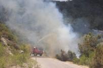 ORMAN İŞÇİSİ - Denizli'deki Yangın Söndürüldü