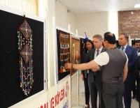 SİVAS VALİSİ - Dokuma Halısı Sergisi Açıldı