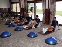 AYKUT KOCAMAN - Fenerbahçe'de Hazırlıklar Sürüyor