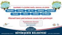 DAR SOKAKLAR - Gaziantep 'Temiz Yakıt' Kullanımında İddalı