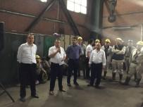 AHMET DEMIRCI - GMİS Madencileri Bilgilendirdi