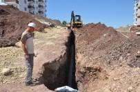 KANALİZASYON ÇALIŞMASI - Gölbaşı İlçesinde Kanalizasyon Çalışması Yapıldı