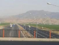 KUZEY IRAK - Habur Sınır Kapısı yakınlarında 7 milyon dolarlık soygun!