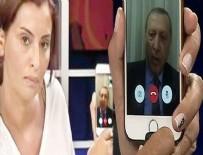 HANDE FIRAT - Hande Fırat: Cumhurbaşkanı da telefonu soruyor